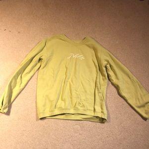 Vintage Nike V-neck Sweater